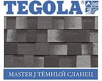 Черепиця TEGOLA (Super) Master-J Темний сланець, фото 1