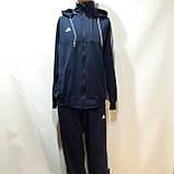 Чоловічий спортивний костюм (Великих розмірів) Весняний в стилі Adidas, фото 2