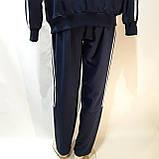 Чоловічий спортивний костюм (Великих розмірів) Весняний в стилі Adidas, фото 8