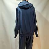 Чоловічий спортивний костюм (Великих розмірів) Весняний в стилі Adidas, фото 7
