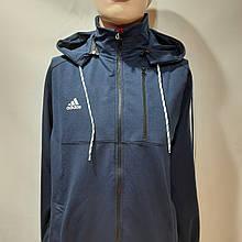 Чоловічий спортивний костюм (Великих розмірів) Весняний в стилі Adidas