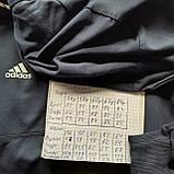 Чоловічий спортивний костюм (Великих розмірів) Весняний в стилі Adidas, фото 9