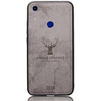 Чехол Deer Case для Honor 8A / 8A Pro Grey