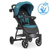 Коляска детская прогулочная  M 3409 FAVORIT v.2 Bluemarine, бирюза