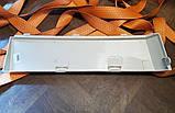 Накладка решетки RENAULT MAGNUM элемент решетки РЕНО МАГНУМ накладка на решетку, фото 5