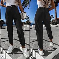 Стильные джинсы женские свободные (Норма, Батал)