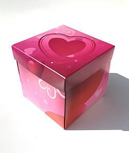 Подарункова упаковка для чашки з принтом