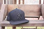 Чоловіча бейсболка snapback NY, фото 3