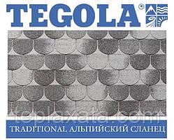 Черепиця TEGOLA (Super) Traditional Альпійський сланець