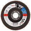 Круг лепестковый Bosch 125мм K60 Best for Metal 2608606923