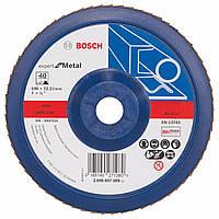 Круг лепестковый Bosch 180мм K40 Prof for Metal 2608607369
