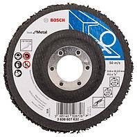 Круг зачистной Bosch 115мм B.f.Metal 2608607632, фото 1