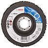 Круг зачистной Bosch 125мм B.f.Metal 2608607633