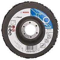 Круг зачистной Bosch 125мм B.f.Metal 2608607633, фото 1