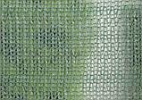 Сетка затеняющая, защитная, 40%, 1х50м, AS-CO3810050GR, фото 2