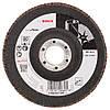 Круг лепестковый Bosch 25мм K80 B.f.Inox 2608607640