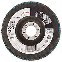 Круг лепестковый Bosch нерж. 125мм P120 B.f.Inox 2608608275