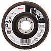 Круг лепестковый Bosch нерж. 115мм P80 B.f.Inox 2608608269