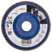 Круг лепестковый Bosch нерж. 115мм P120 B.f.Inox 2608608274