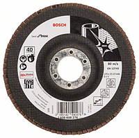 Круг лепестковый Bosch нерж. 125мм P40 B.f.Inox 2608608276
