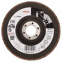 Круг лепестковый Bosch нерж. 125мм P120 B.f.Inox 2608608279