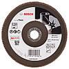 Круг лепестковый Bosch нерж. 180мм P120 B.f.Inox 2608608287