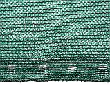 Сетка затеняющая, защитная, 55%, 2х25м, AS-CO6020025GR, фото 2
