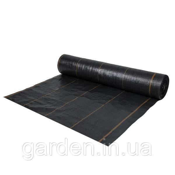 Агроткань проти бур'янів, BLACK, 110г, 1,2х100м, ATBK11012100