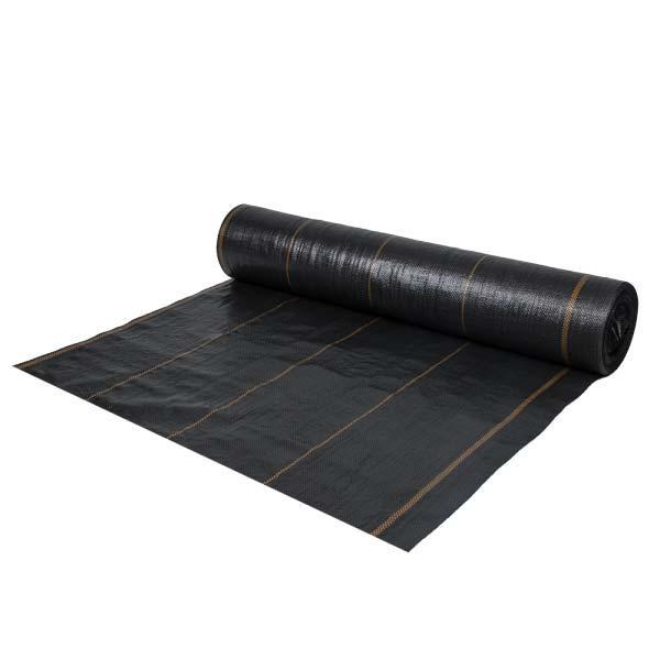 Агроткань против сорняков, BLACK, 110г, 1,2х100м,  ATBK11012100