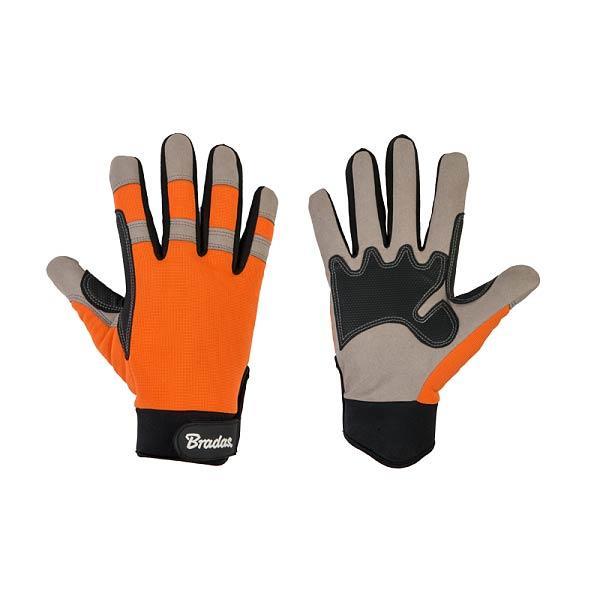 Перчатки рабочие, TECH GREY, размер 10, RWTGY10