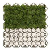 Газонна решітка для саду, MULTI GRID, сіра, KRMG40GY, фото 5
