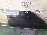 Скло дверей праве переднє для Ford Escort MK4 3х дверка, фото 1