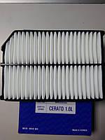 Фильтр воздушный на KIA CERATO 2007-2009