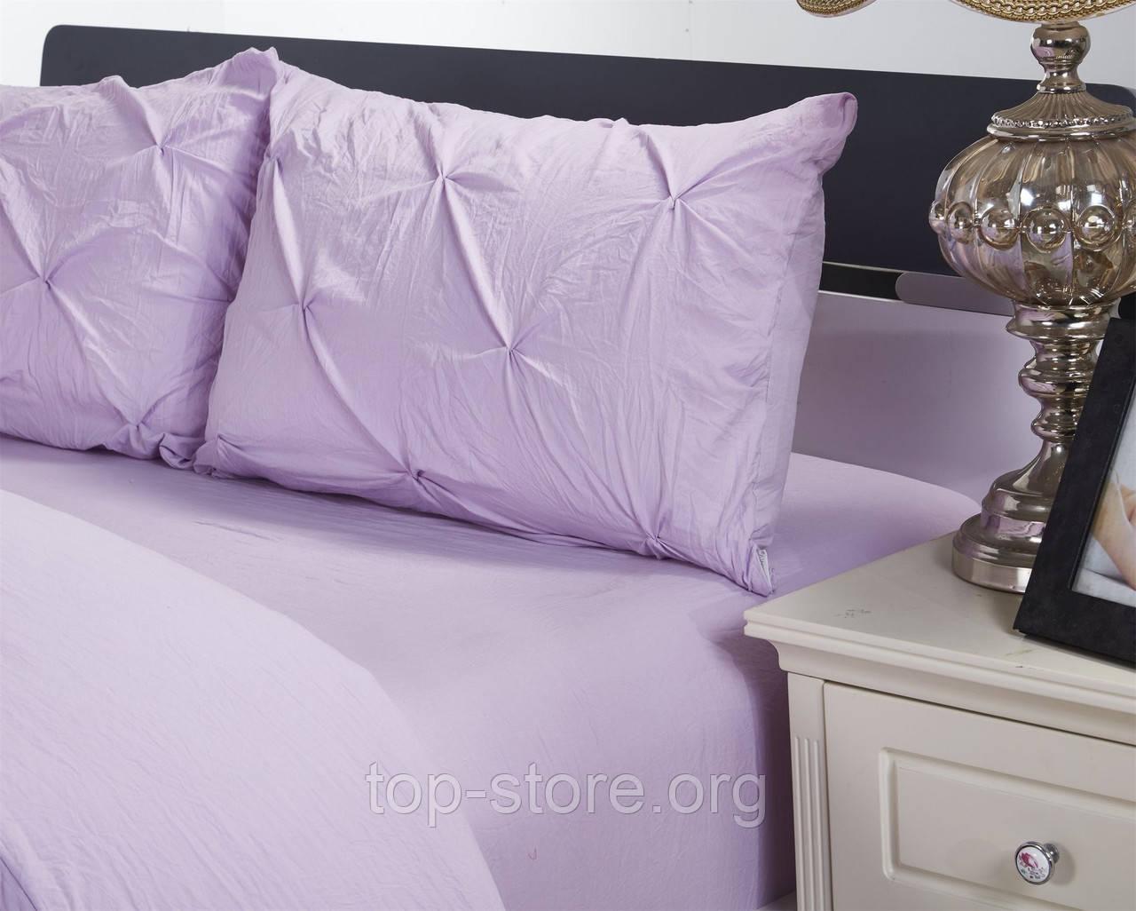 Семейный комплект постельного белья c двумя пододеяльниками. Rimbossa - Эффект объёма, Вискоза 100%
