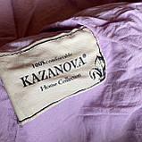 Семейный комплект постельного белья c двумя пододеяльниками. Rimbossa - Эффект объёма, Вискоза 100%, фото 4