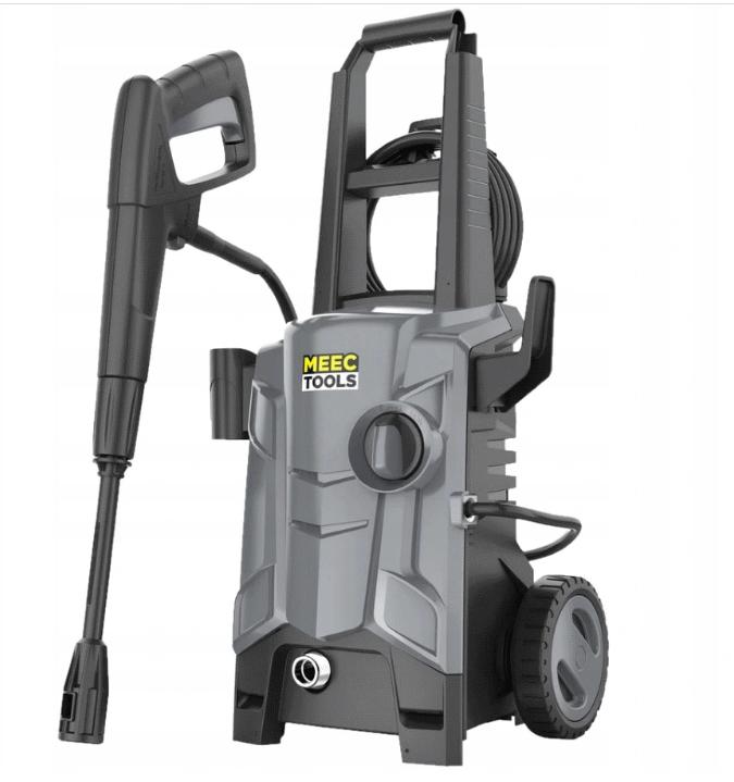 Мийка високого тиску MEEC Tools 009884 145 бар 1550 Вт