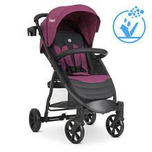 Коляска детская прогулочная  M 3409 FAVORIT v.2 Purpl, фиолет