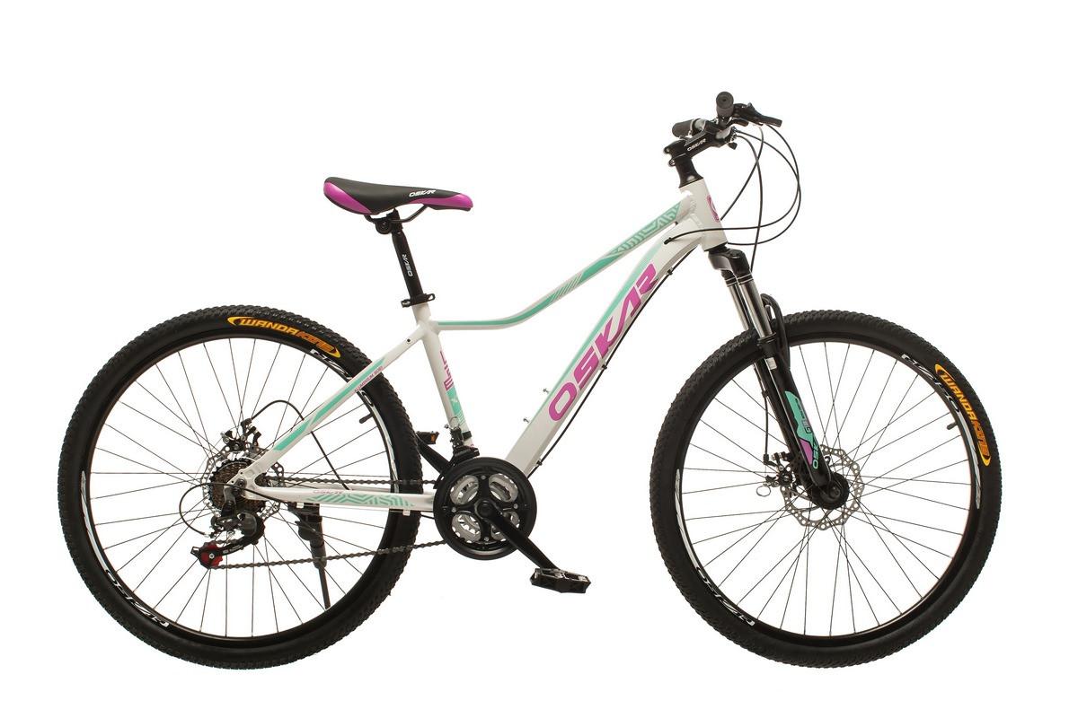 """Велосипед Oskar 26""""New Lady білий (26-m122-wt)"""