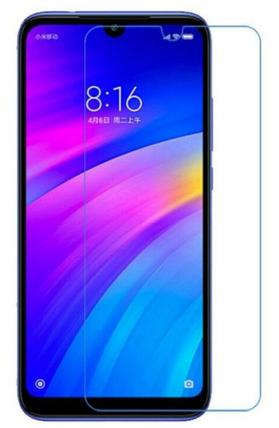Гідрогелева захисна плівка AURORA AAA на Xiaomi Redmi 7 на весь екран прозора, фото 2