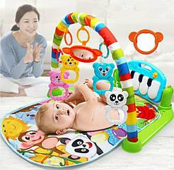 Дитячий коврик піаніно Limo Toy