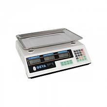 Торговые электронные весы GEYA GA-410 6V до 50 кг