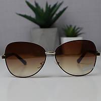 Солнцезащитные очки женские авиаторы 3101