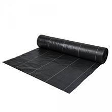 Агроткань проти бур'янів, BLACK, 135г, 1,6х50м, ATBK13516050