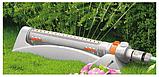 Зрошувач осцилювальний з регульованою шириною поливу, WHITE LINE, WL-Z21, фото 4