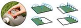 Зрошувач осцилювальний, компактний, WHITE LINE, WL-Z23, фото 3
