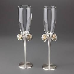 Весільні келихи Veronese 2 шт 1021G