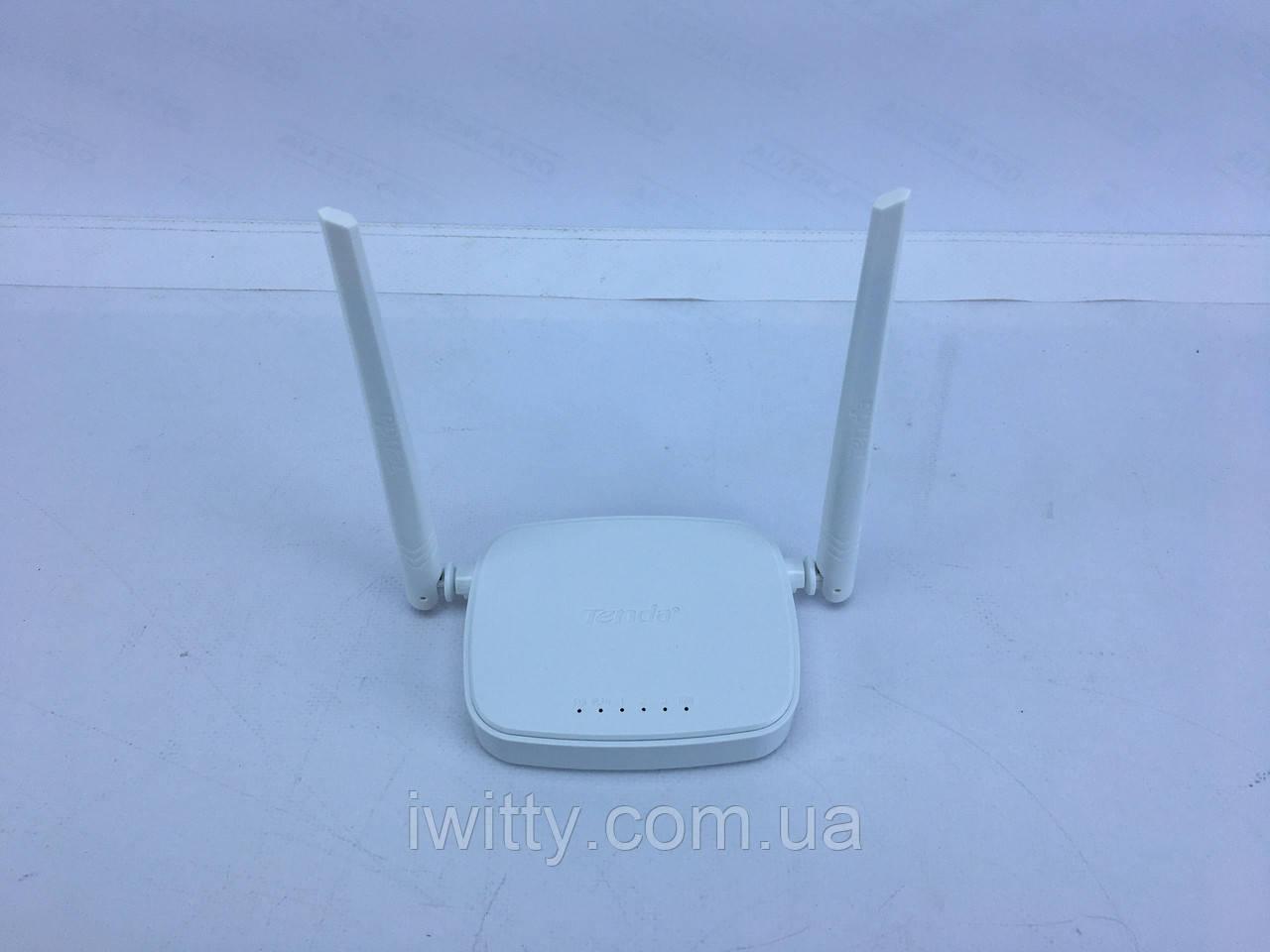 Wi-FI роутер Tenda N301 300 Wireless N Easy Setup Router