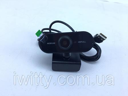 Веб-камера DL02 Full HD WebCam, фото 2