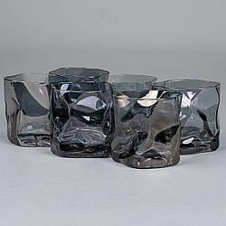 Набір склянок для віскі Lefard 6 штук 8х8 см 300 мл 18507-017