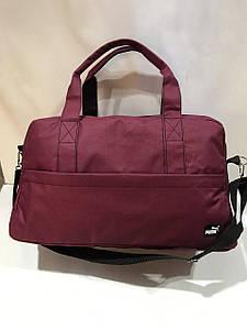 Спортивная сумка со съемным плечевым ремнем 49*30*21 см
